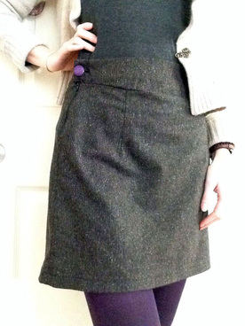 charmed Liebling winter skirt