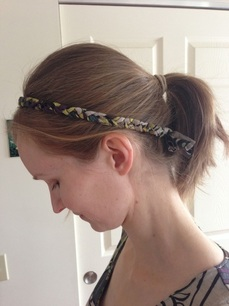 charmed Liebling braided headband